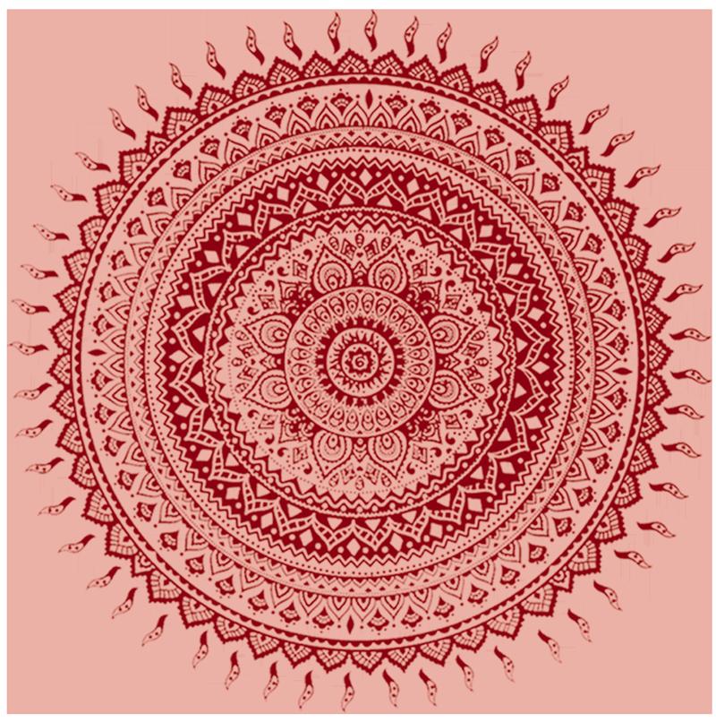 mandala-red